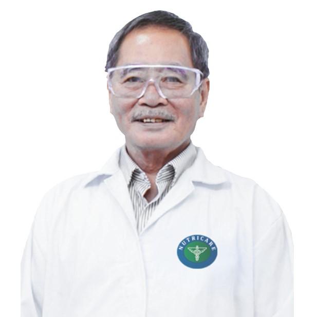 Tiến sĩ, Bác sĩ Phạm Văn Hoan – Chủ tịch Hội đồng đạo đức Viện Nghiên cứu thực phẩm chức năng